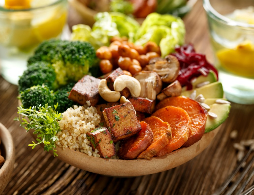Cut Cravings with Plant-Based Protein